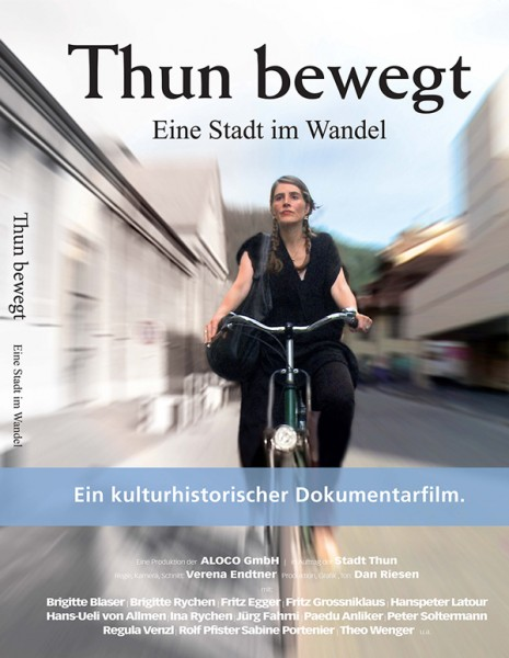 THUN BEWEGT (DVD)