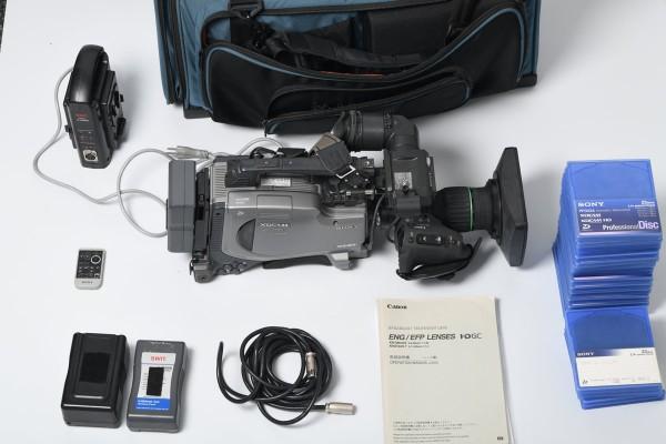 SONY PDW F330 XDCAM HD